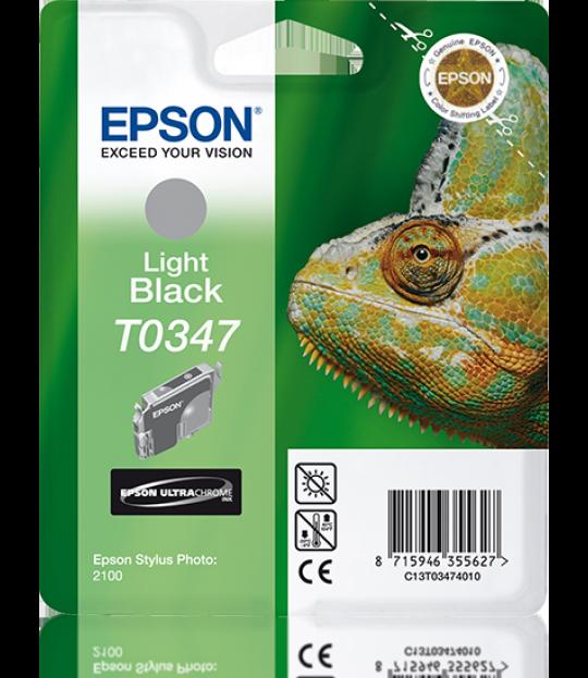 C13T034740 Light Black Ink Cartridge for Stylus Photo 2100