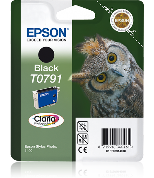 Epson Photo Black StylusPhoto R1400