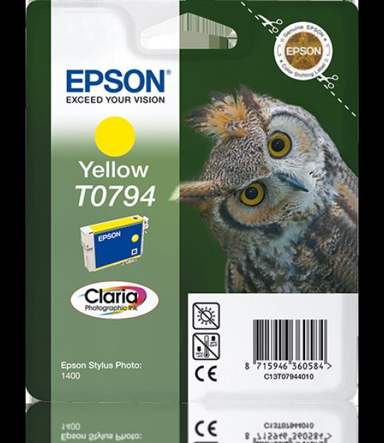 Epson Yellow StylusPhoto R1400