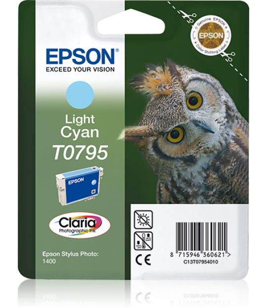 Epson Light Cyan StylusPhoto R1400