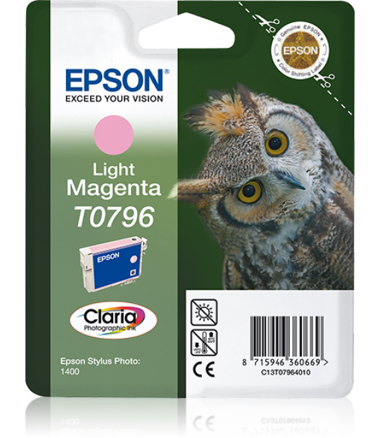Epson Light Magenta StylusPhoto R1400