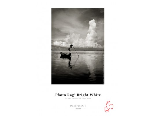 HM_Photo Rag® Bright White 310g, A3+, eske 25 ark