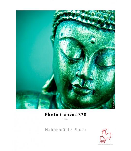 Photo Canvas Poly-Cotton 320gsm, bright white 17