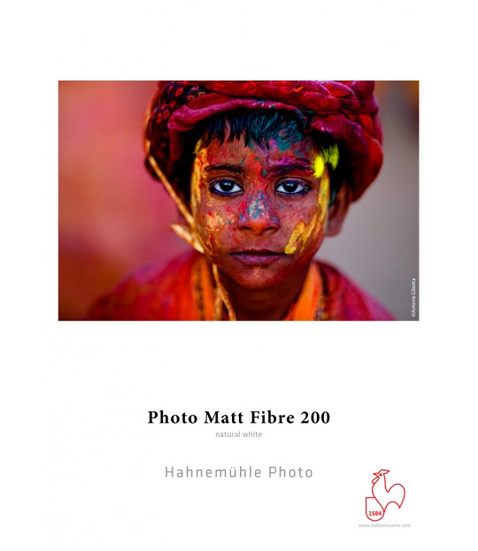 HM_Photo Matt Fibre 200g, A2 box 25 sheets